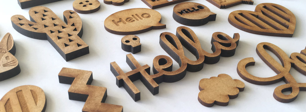 3mm And 6mm Mdf Online Laser Cutting