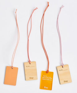 Etsy Team Captains Lanyards & Clipboards